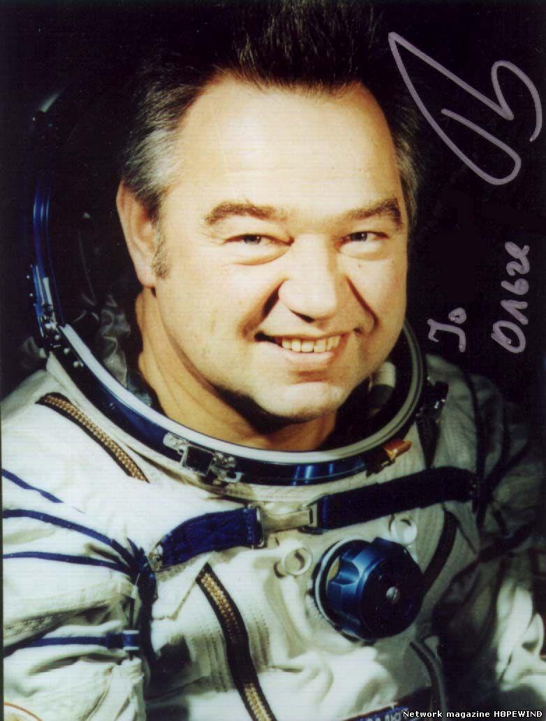 Дважды Герой Советского Союза Г. М. Гречко