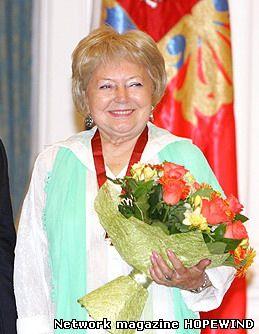 Народная артистка СССР Людми́ла Ива́новна Каса́ткина